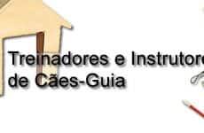 Curso Técnico: Treinadores e Instrutores de Cães-Guia