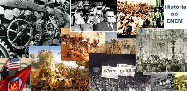 História no ENEM