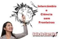 Intercâmbio e Ciência sem Fronteiras