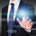 learning english, language school concept