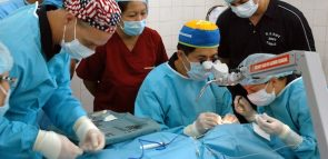 Quanto ganha um Cirurgião?