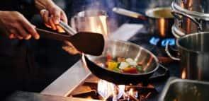Veja quanto custa a mensalidade da faculdade de Gastronomia