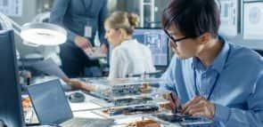 Conheça tudo sobre o curso Engenharia de Produção Mecânica