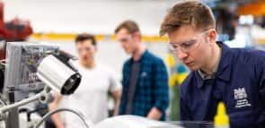 Conheça tudo sobre o curso tecnólogo em Fabricação Mecânica