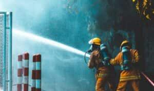 como se tornar um bombeiro